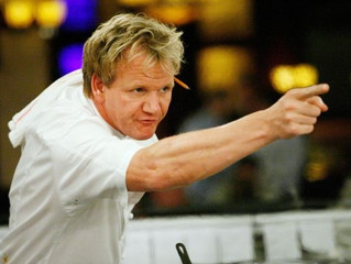 Gordon Ramsay: 'My fortune won't be going to my children in my will'