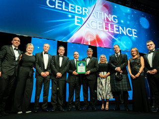 Highly Commended for Excellence in Business Development