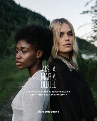 Aisha Maria Bleuel Editorial