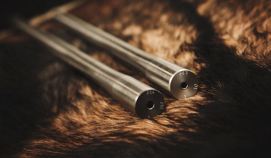 Stainless Steel Barrels Hardy Rifle Engineering