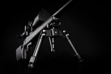 Hybrid Bipod by Hardy Rifle New Zealand