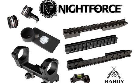 Nightforce Sale Items Hardy Rifle