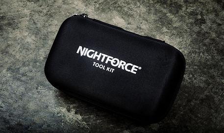 Nightforce Accessories Hardy Rifle
