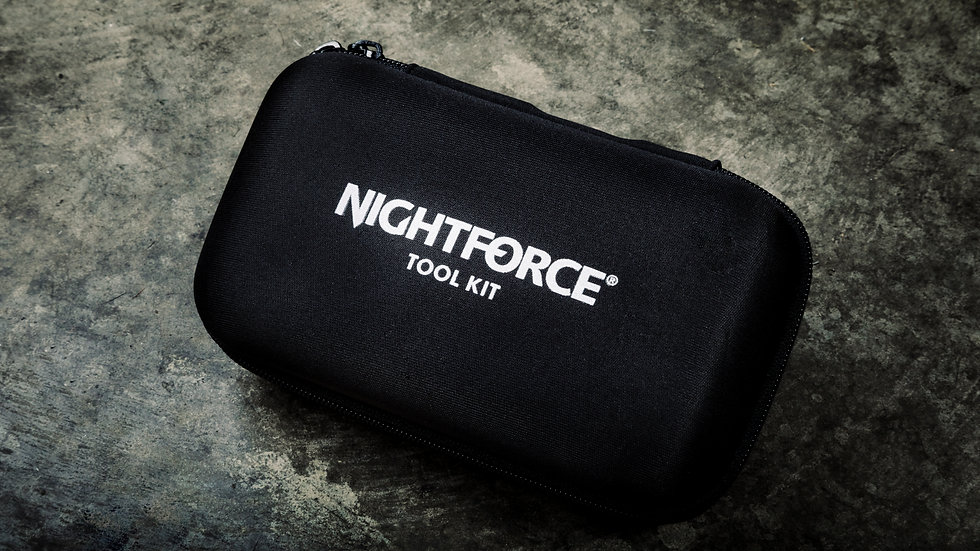 NIGHTFORCE 10 PIECE PROFESSIONAL TOOL KIT