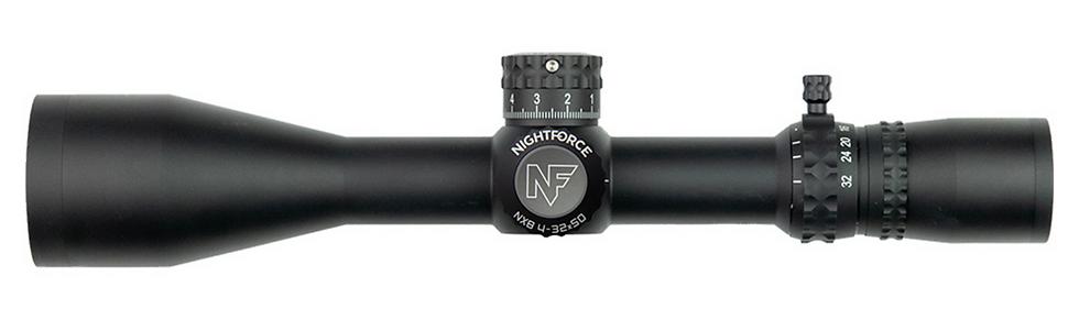 NX8 - 4-32x50mm F2-ZeroStop - .1 Mil Radian - Diglllum - PTL -Mil-CF2D