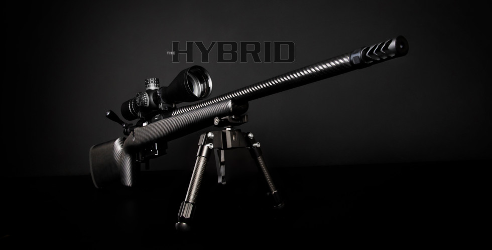 The Hybrid by Hardy Rifle