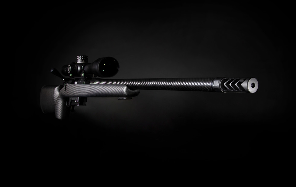 Hardy Hybrid Rifle