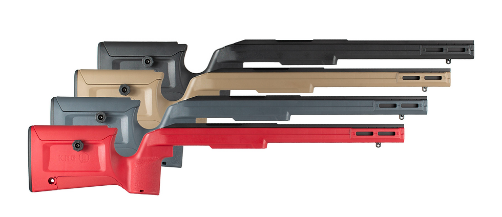 KRG BRAVO CHASSIS  for Ruger 10/22