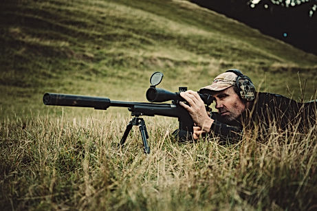 The Hardy Hybrid Rifle