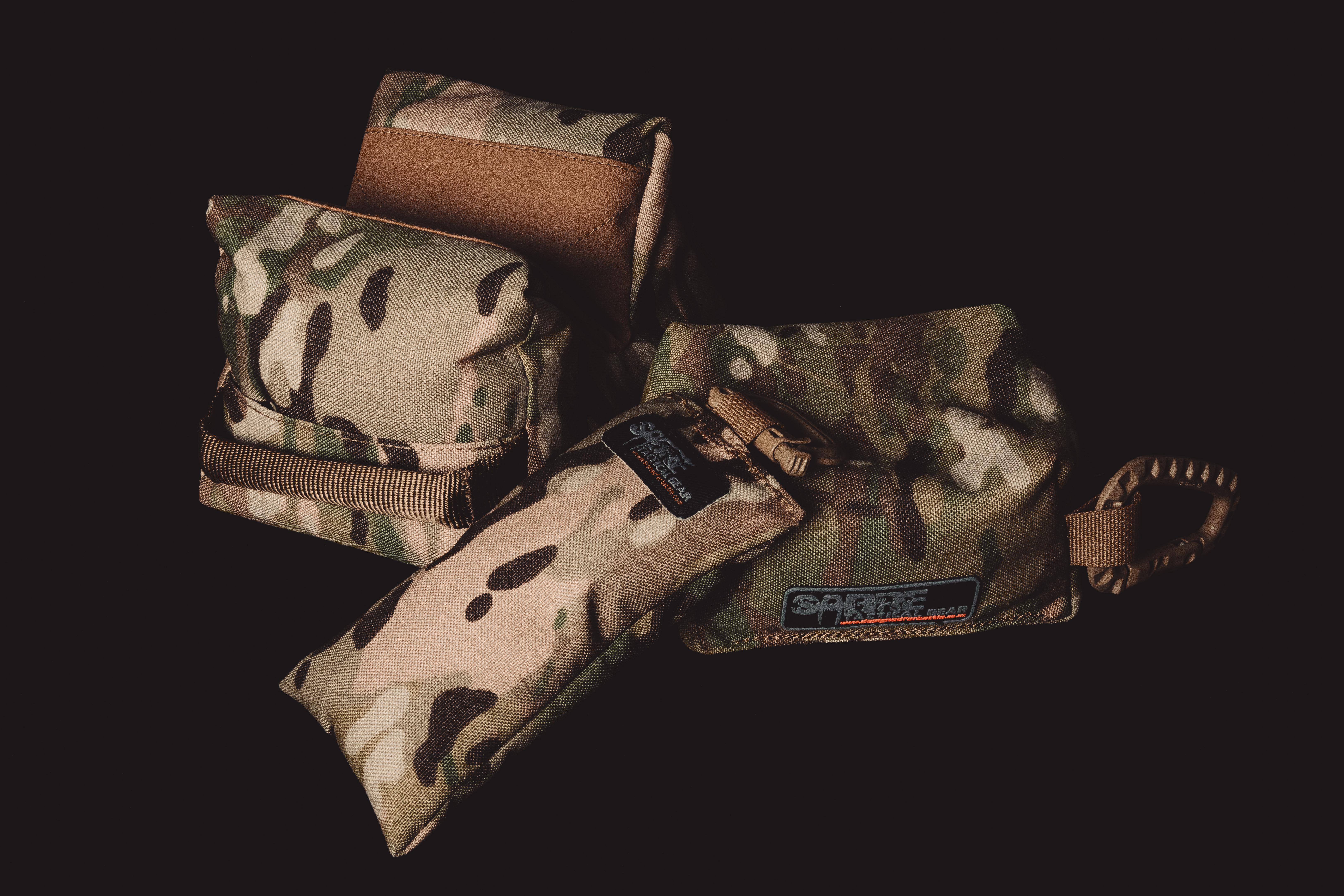 Rear Bags