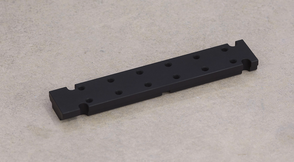 KRG FOREND T-SLOT WEIGHT