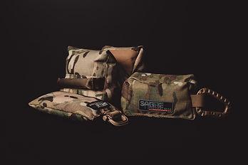 Rear Bags Hardy Rifle Engineering