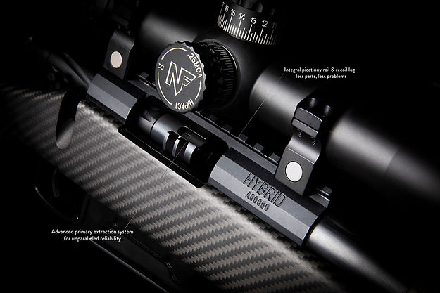 The Hybrid by Hardy Rifle New Zealand