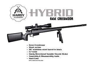 Hybrid 6mm Creedmoor