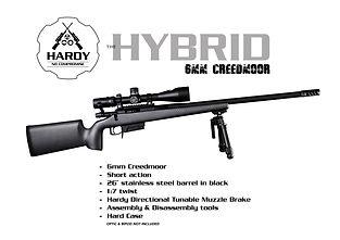 Hybrid 6mm Creedmoor