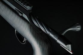 Bolt Fluting Hardy Rifle