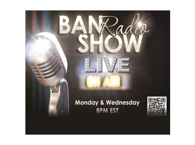 BAN Blogtalk Radio Interview!