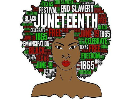 Juneteenth! A Glorious Day!