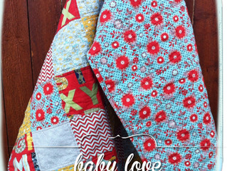 Brinkley's baby quilt