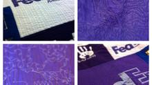 the FedEx quilt