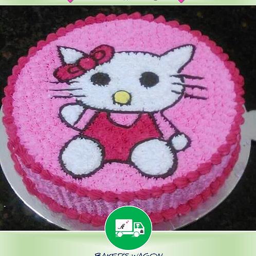 Kitty Cake 2 kg