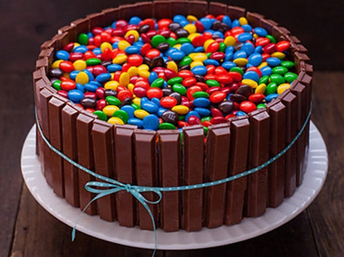 Chocolate Kit Kat Cake 1 kg