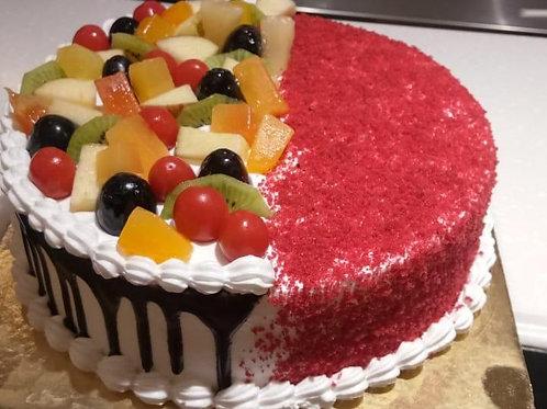 Special Fresh Fruit Cake