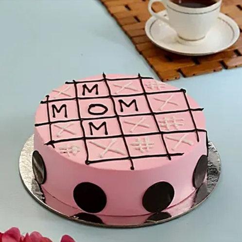 Special Birthday Cake For Mom Half Kg