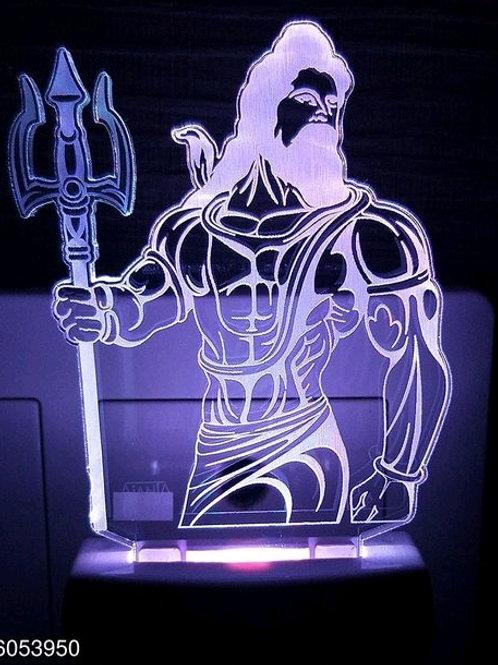 Lord Shiva LED Lamp