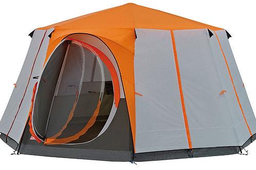 Coleman Cortes Octagon 8 Tent Orange