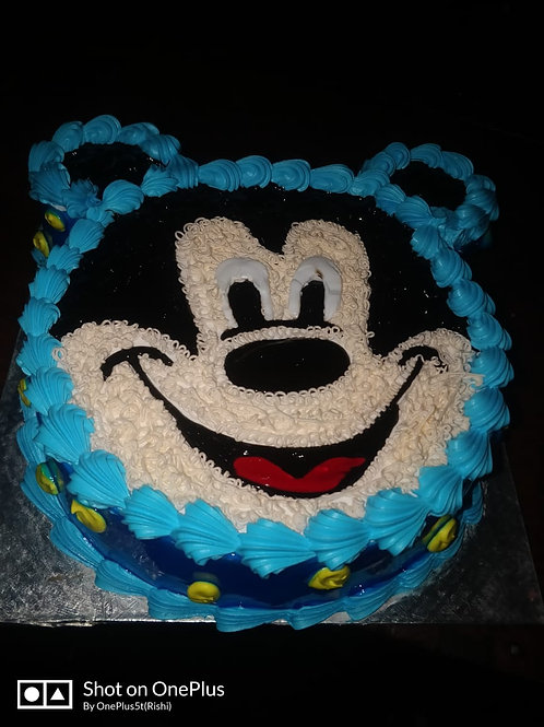 Mickey Mouse Cake 2 Kg