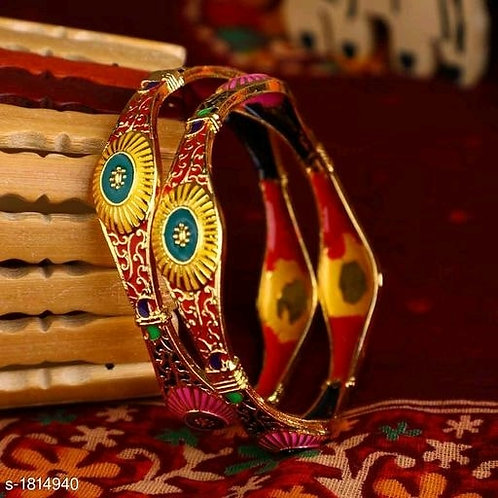 Traditional Copper Bangle