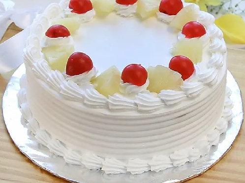 Premium Pineapple Cake Half Kg