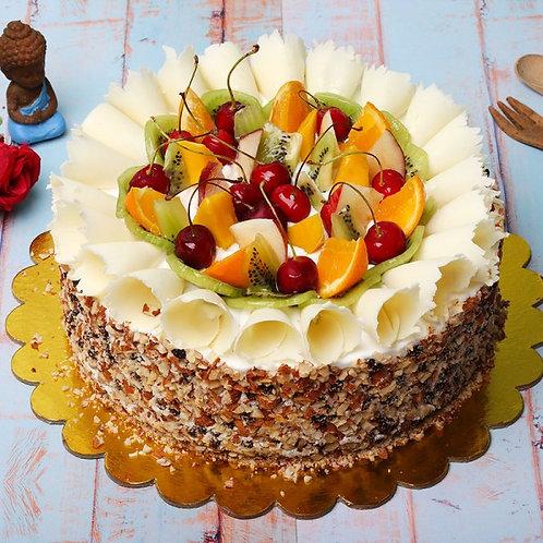 Pineapple Fruit Cake