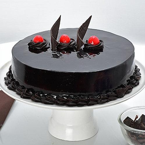 Chocolate Truffle cake Half Kg