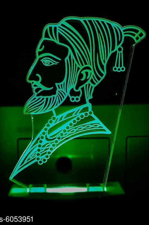 Classic Shivaji LED Table Lamp
