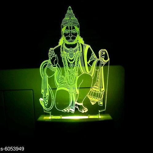 Veer Hanuman LED Table Lamp