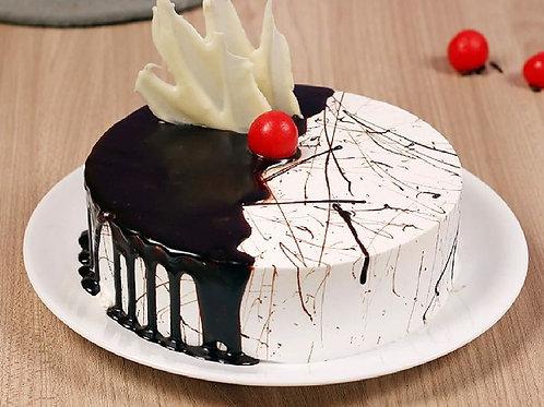 Decent Chocolate Cake Half Kg