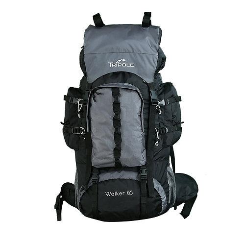 Tripole Walker 65 ltr Grey Black