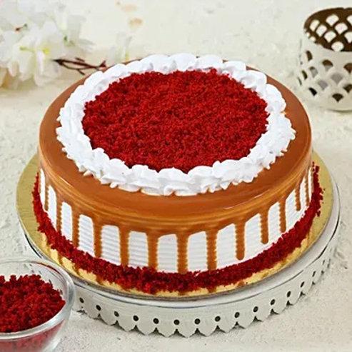 Magnificent Red Velvet Cake
