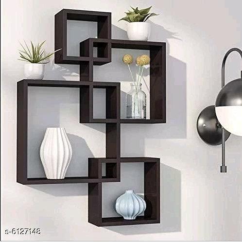Beautiful Wooden Wall Shelf