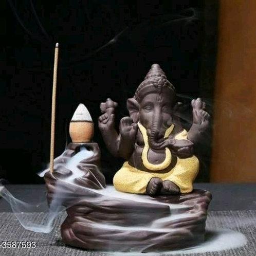 Ganesha Smokey Fog Fountain Gift