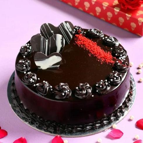 Scrumptious Chocolate Cake