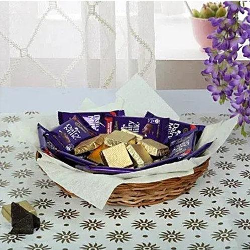 Chocolates Overloaded