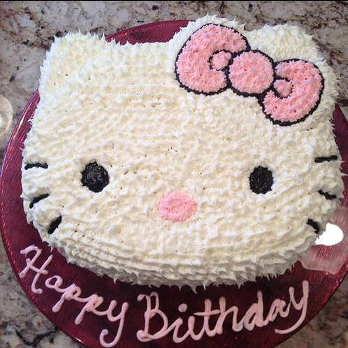 Special Kitty Cake 2 Kg
