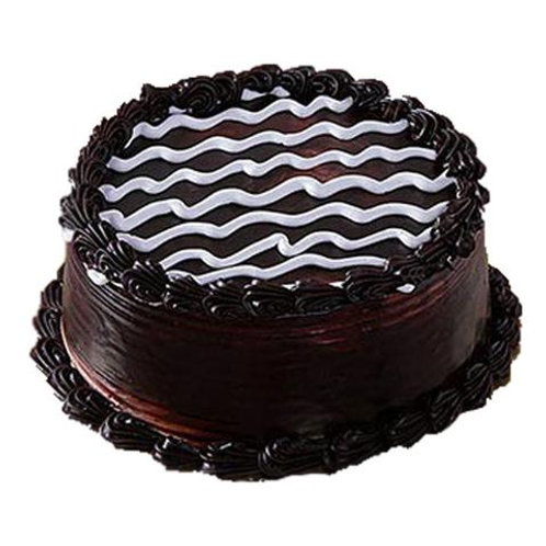 Regular Chocolate Truffle Cake Half Kg