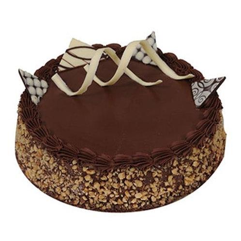 Special Walnut Truffle Cake Half Kg