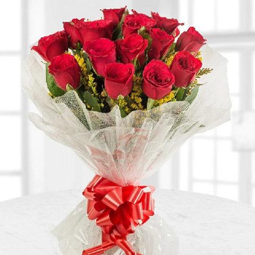 Rose Bouquet (15 stems)
