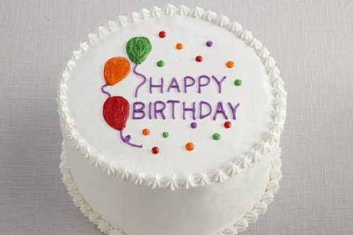 Birthday Cake Half Kg