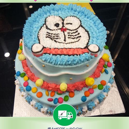 Doremon Cake (3 Kg)